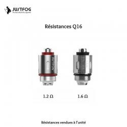 RESISTANCE JUSTFOG Q16