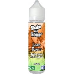 E-LIQUIDE BIO LOVELY FRESH 37 - SHAKE & BOOZE 60ML