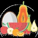 Arômes DIY BIO - Fruités
