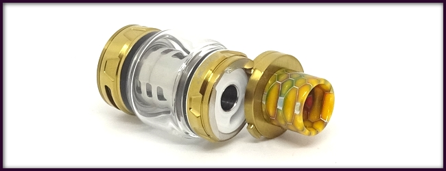 Le clearomiseur TFV12 Prince du MAG KIT