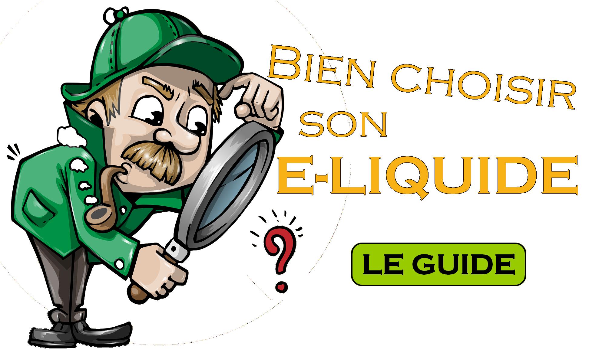 Guide - Bien choisir son dosage e-liquide de nicotine