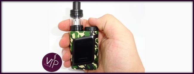 Kit Alien AL85 TFV8 - Très compacte et facile à prendre en main !