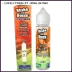 E-LIQUIDE BIO LOVELY FRESH 37 - Mangue, Orange et Menthe Glaciale SHAKE & BOOZE 60ML