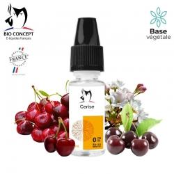 E liquide saveur CERISE Bio Concept