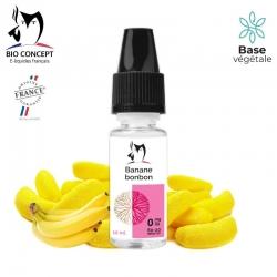 E liquide saveur BONBON BANANE Bio Concept