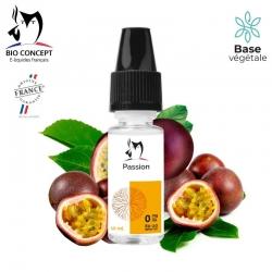 E liquide saveur FRUIT DE LA PASSION BIO CONCEPT