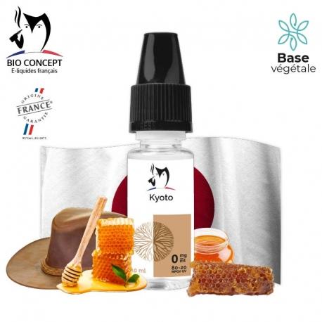 E liquide saveur TABAC BLOND KYOTO BIO CONCEPT