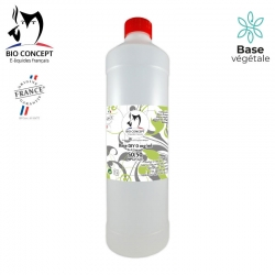 BASE 50% PGV / 50% GV 1 LITRE