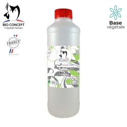 BASE 80% PGV / 20% GV 500ML