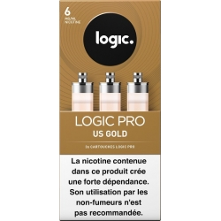 Cartouche LOGIC - US GOLD