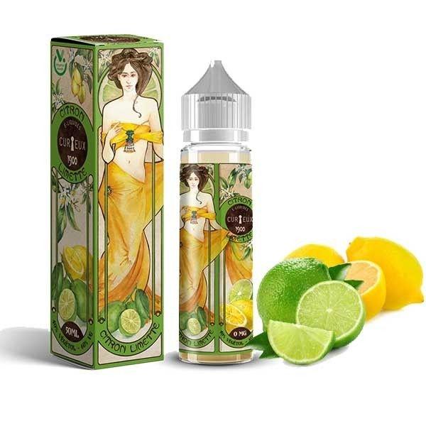 CURIEUX 1900 - Citron/Limette