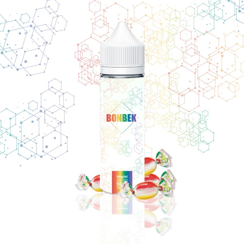 E-LIQUIDE BONBEK saveur bonbon acidulé 50ml